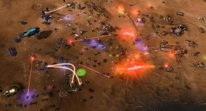 Ashes of Singularity Escalation