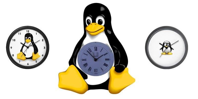 Relojes y Tux