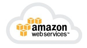 Logo de la nube AWS