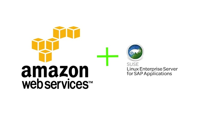 Amazon Web Services y SuSE Linux Enterprise Sever for SAP Applications