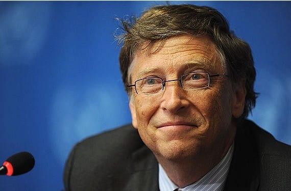 Bill Gates, el segundo hombre más rico del mundo según Forbes