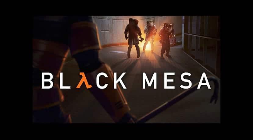 Black Mesa: portada