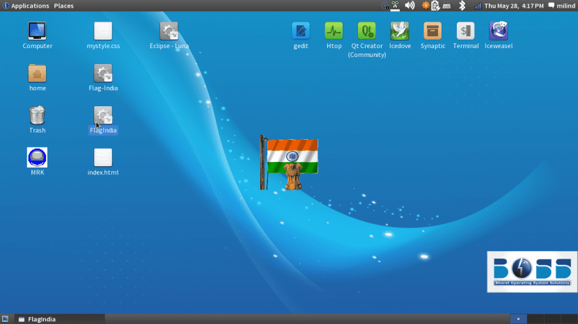 boss linux india
