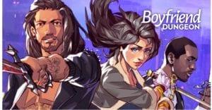 Portada de Boyfriend Dungeon