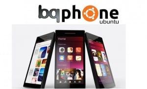 bq con logo Ubuntu