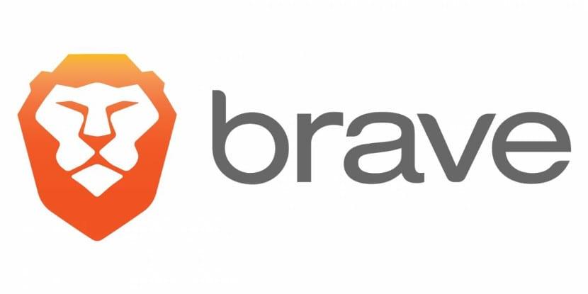 Logotipo del navegador Brave