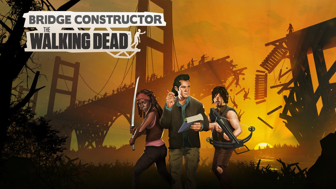 Bridge Constructor The Walking Dead