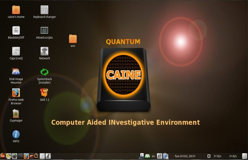 CAINE Linux 9.0