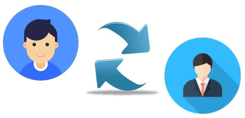 cambiar de usuario en linux