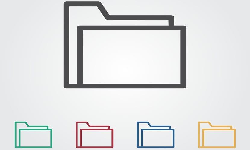 carpetas y archivos de Linux
