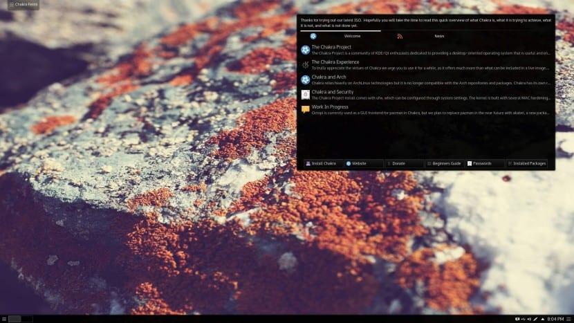 Chakra Fermi se actualiza de nuevo. Ésta actualización trae consigo la última versión de Plasma y actualizaciones de apps esenciales como Firefox