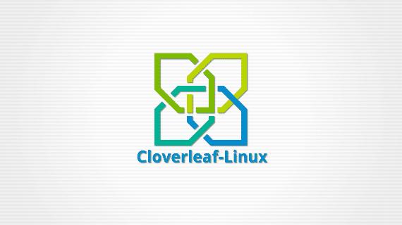 Cloverleaf Linux logo