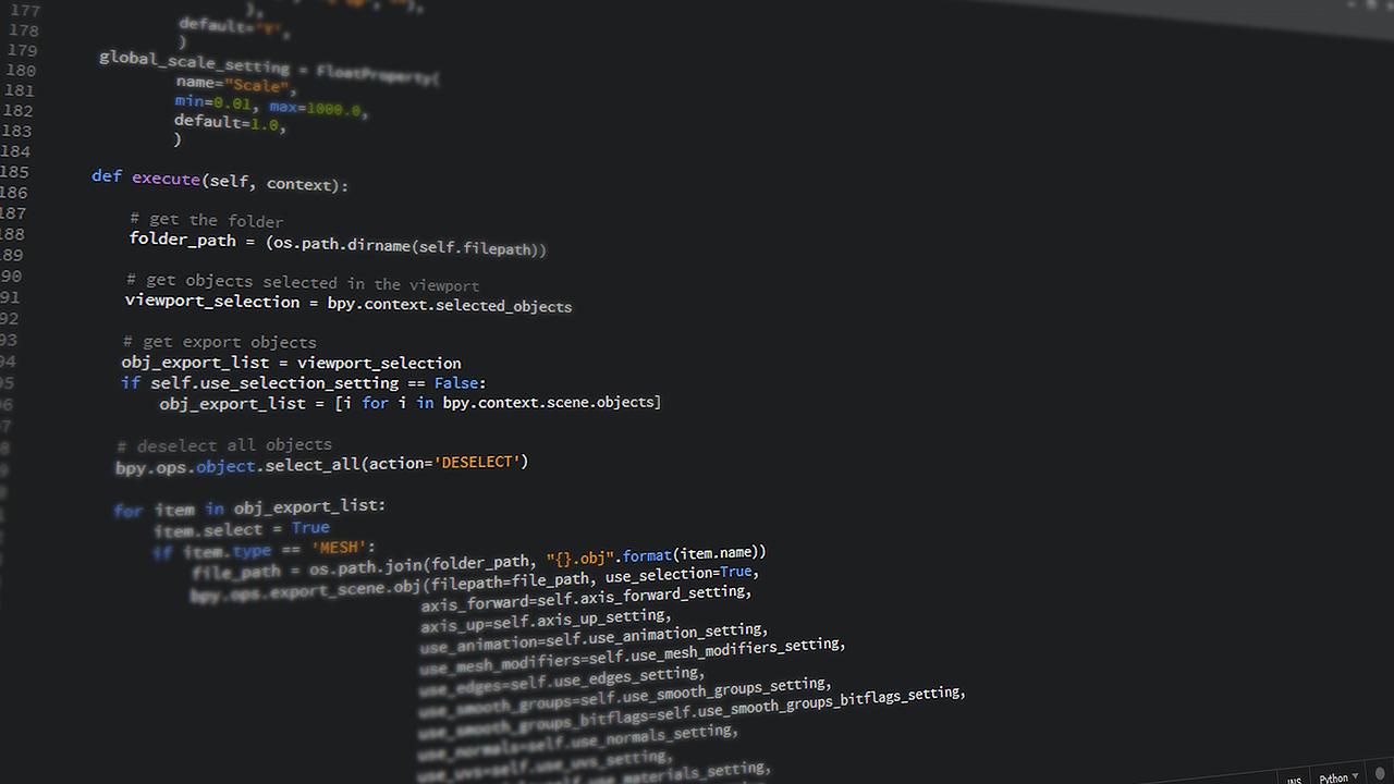 Por qué aprender Python