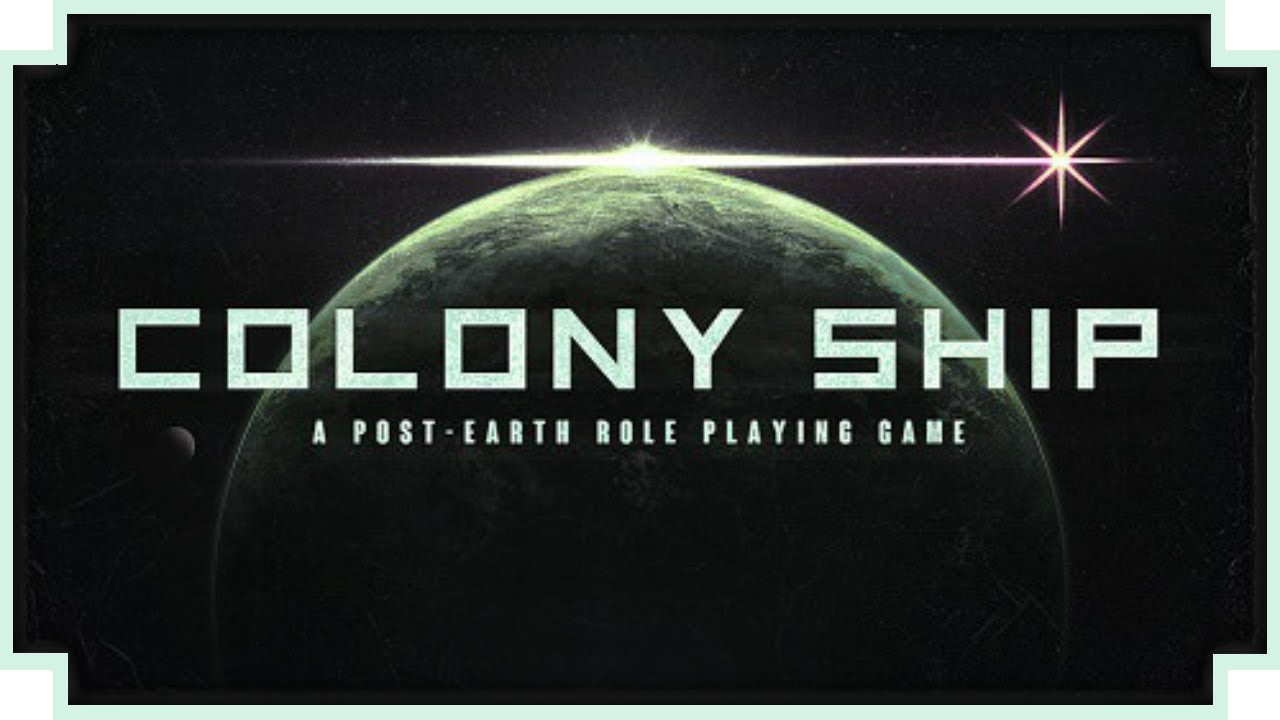 Colony Ship Linux