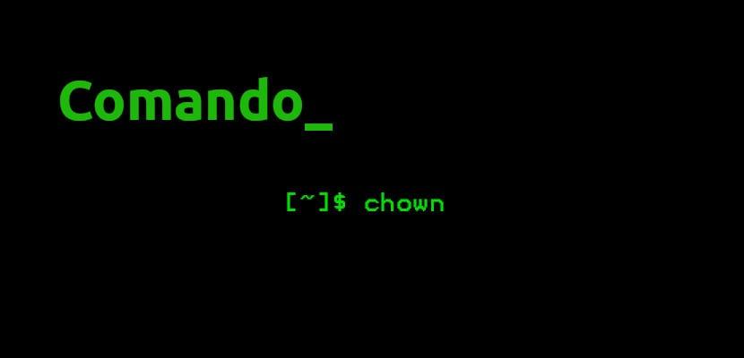 Comando chown