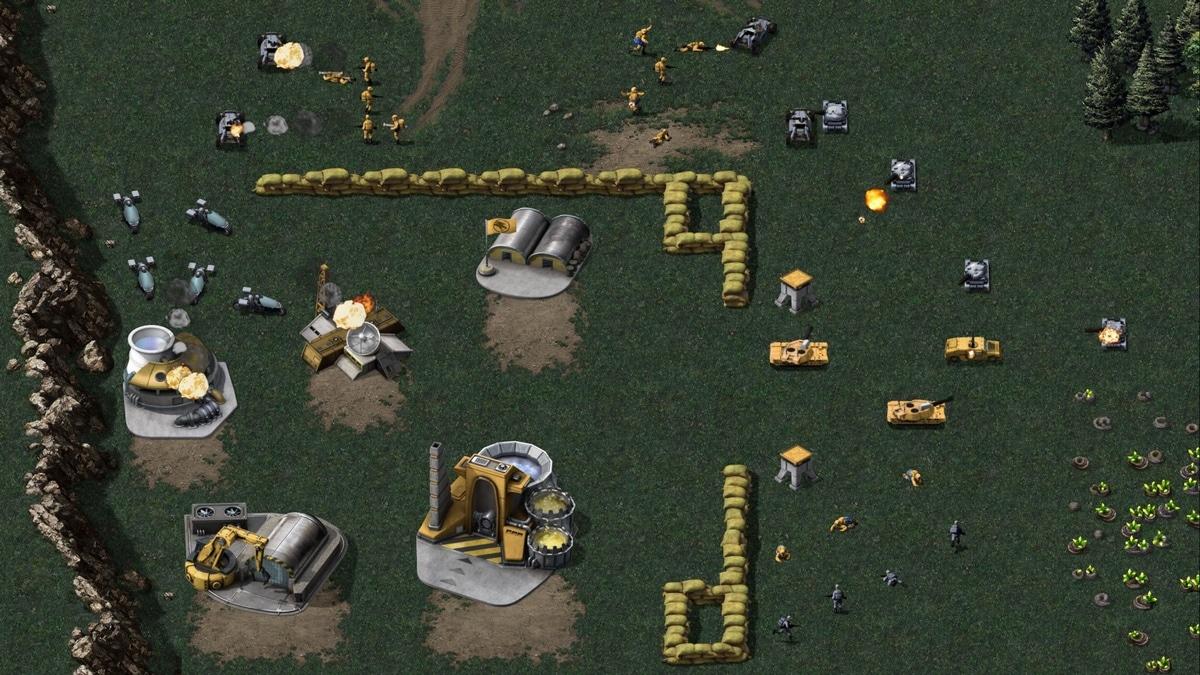 Command & Conquer EA