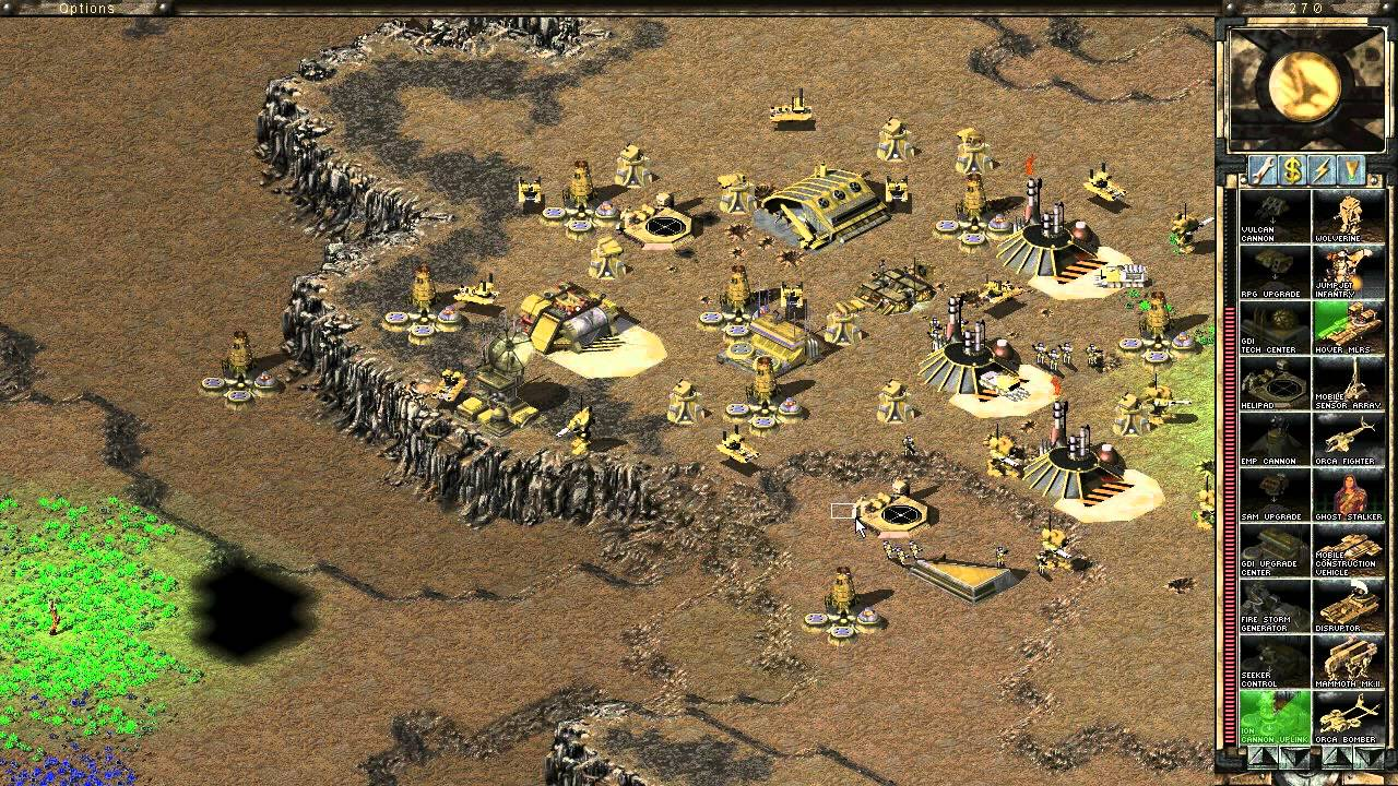 Command and Conquers Tiberian Sun, Linux