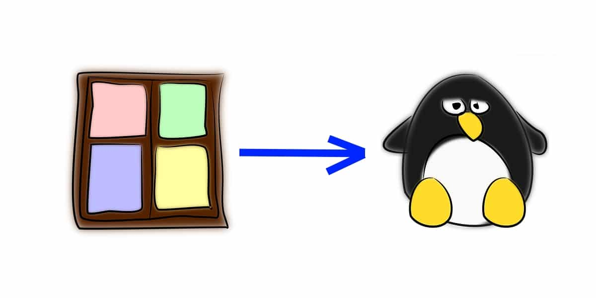 consejos usuarios WIndows a Linux