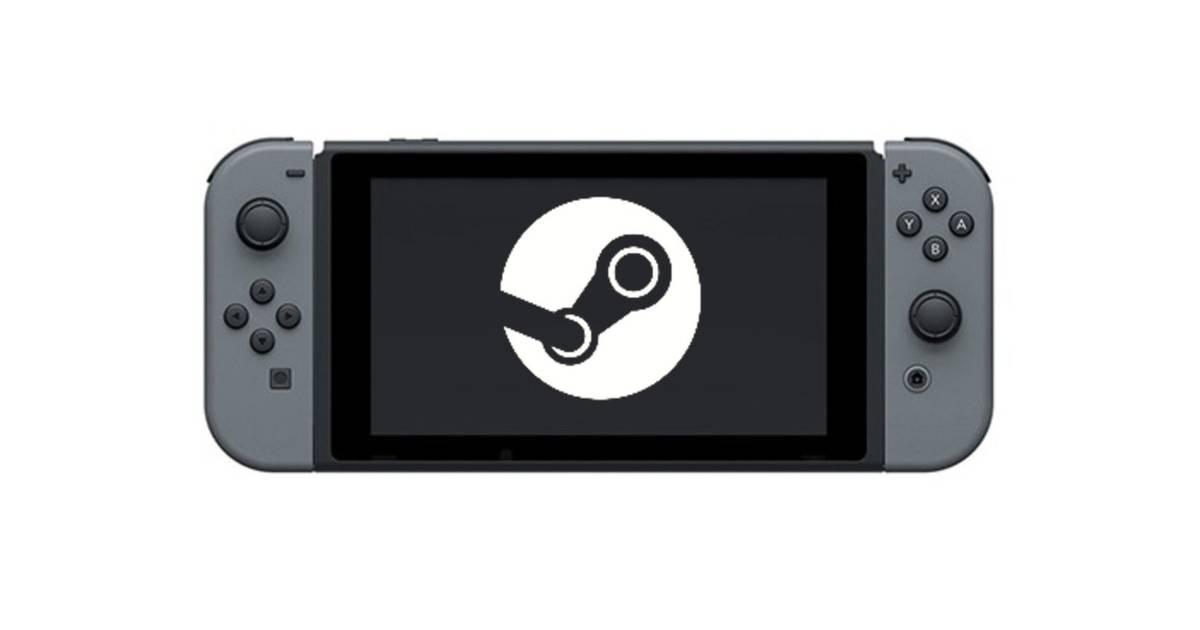 Consola portable Valve Steam