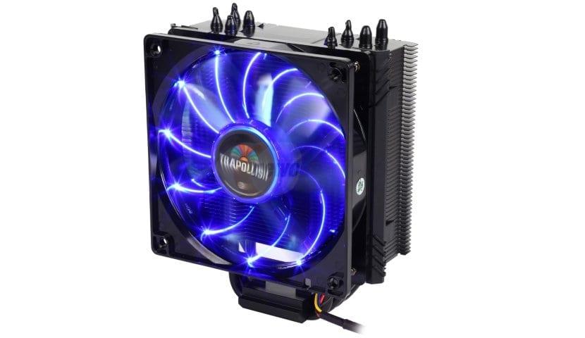Ventilador de la CPU
