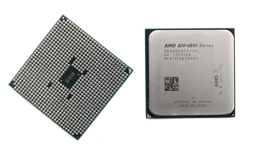 APU A10 AMD