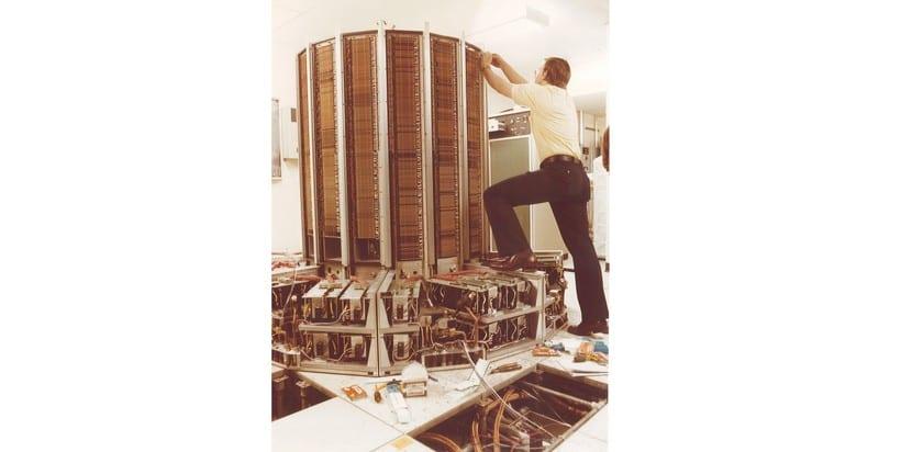 Cray 1: foto histórica