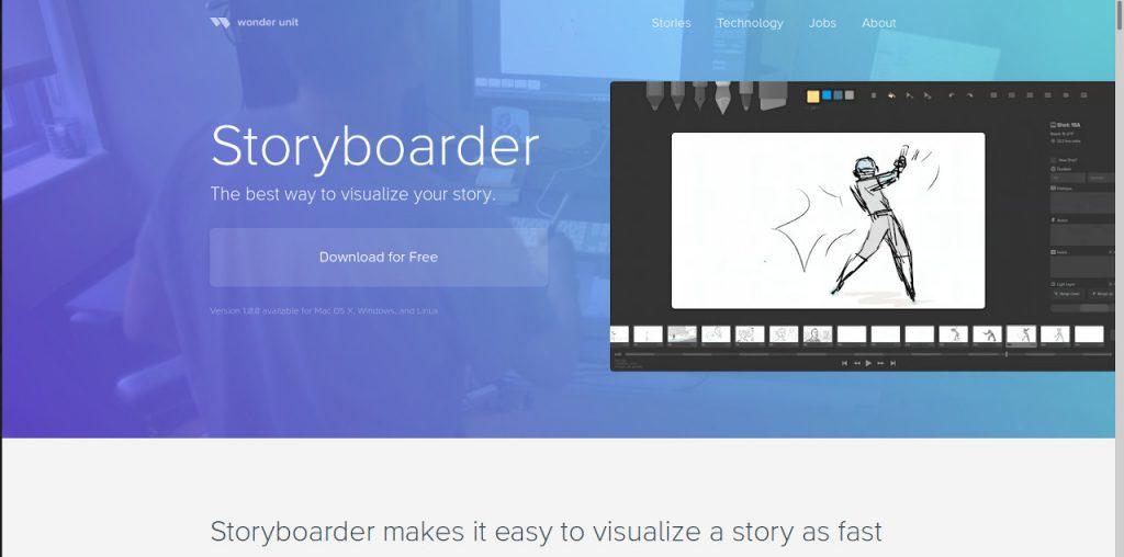 Creando guiones y storyboard