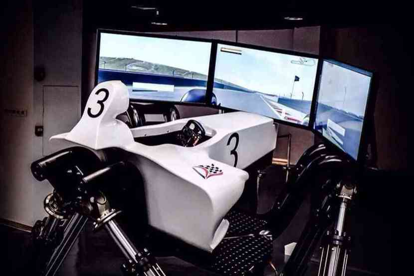 Cruden F1 SImulator