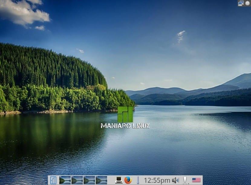 Manjaro Linux Enlightenment 16.04 Community Edition