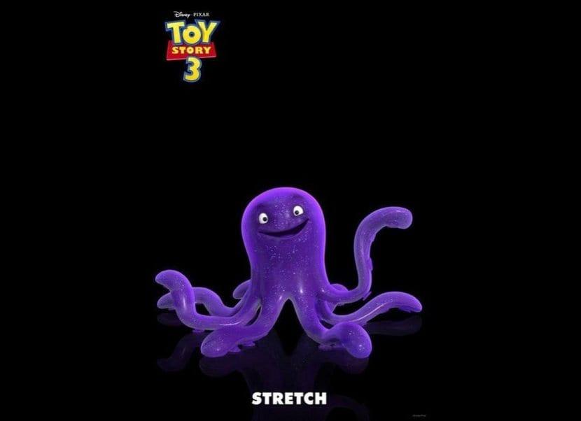 Debian 9.0 Stretch Toy Story 3