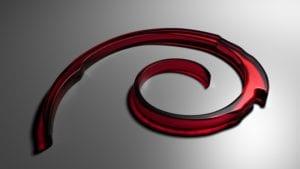 Logo 3D de Deiban