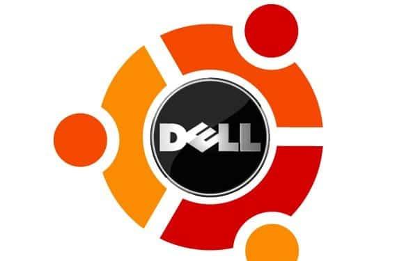 Logos Ubuntu y Dell
