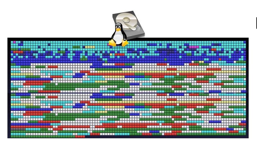 Desfragmentar Linux