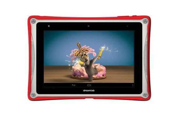 DreamTab: tablet de 64 bits