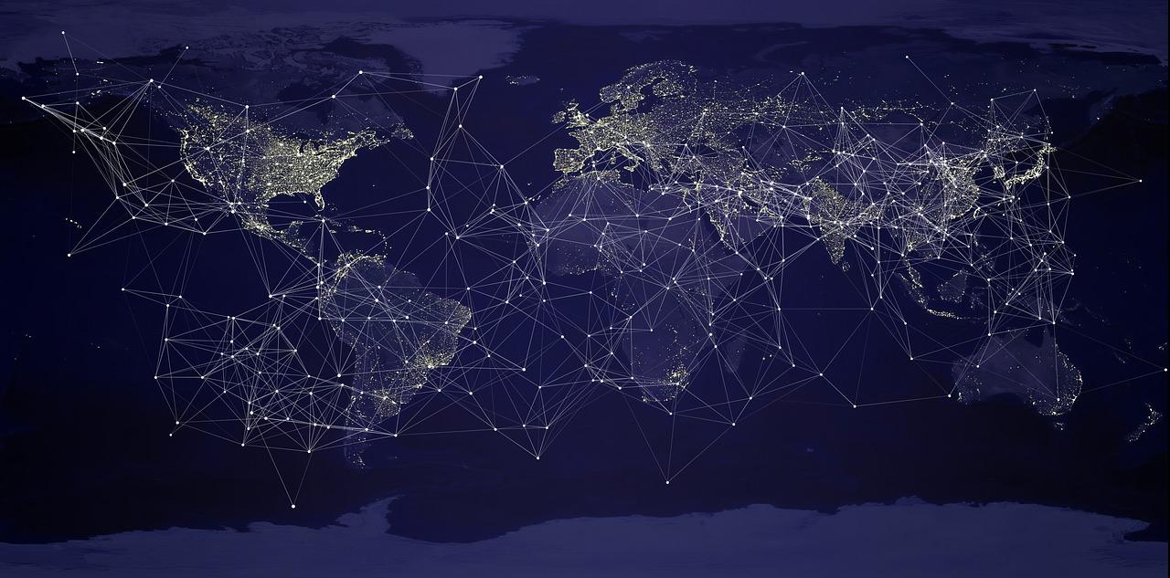 De multired a Internet