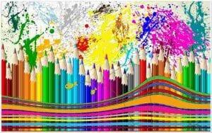 Educación, colores