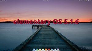 elementary OS 5.1.6