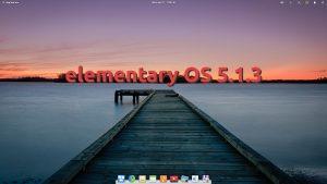 elementary os 5.1.3