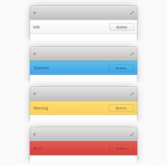 elementary OS Tema GTK+