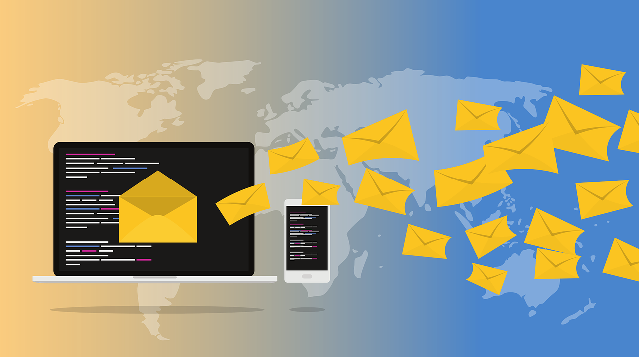 Configurando correo en Mautic