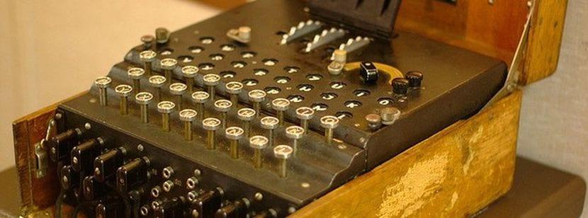 Enigma maquina de cifrado nazi