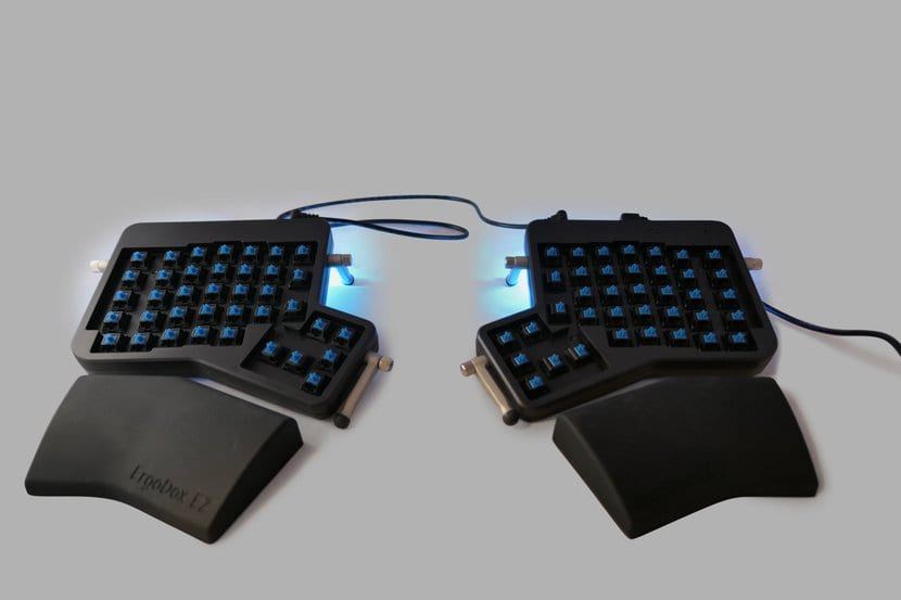Ergodox EZ teclado open source