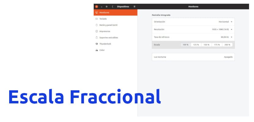 Fractional Scaling