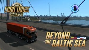 Euro Truck BLack Sea: portada