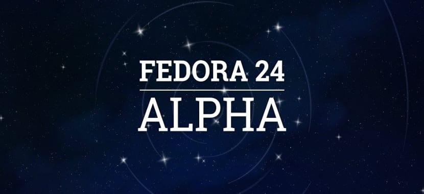 Fedora 24 Alfa