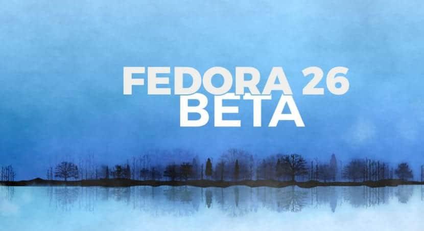 Imagen oficial de Fedora 26 Beta