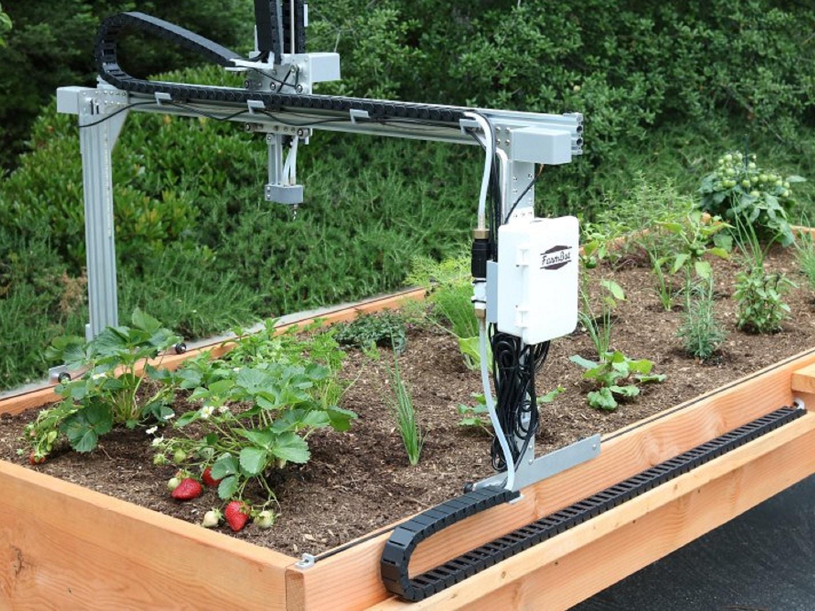 huerto farmbot genesis
