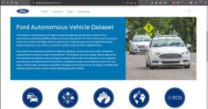 Ford libera sus datos