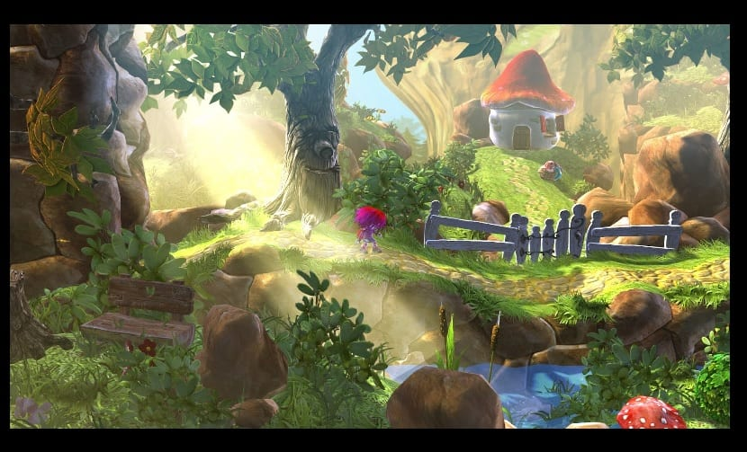 Captura de pantalla de Giana Sisters Twisted Dreams