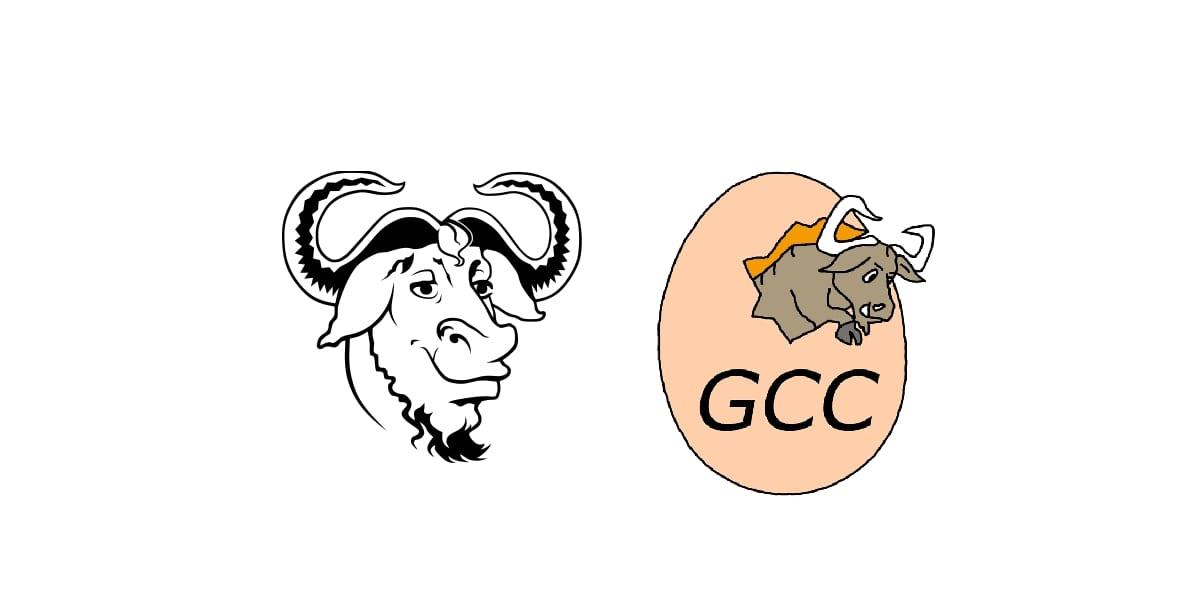 Logo GNU GCC